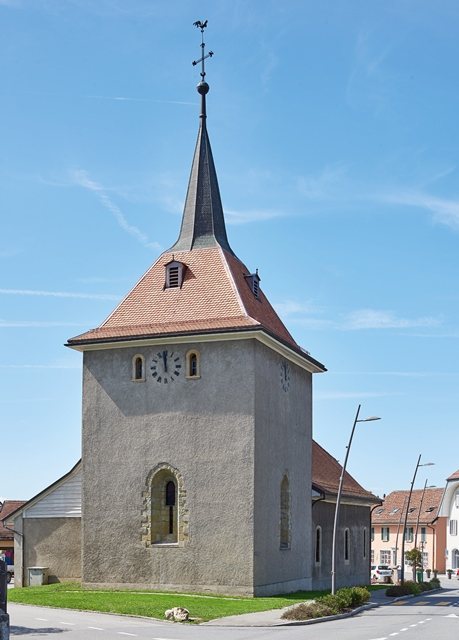 Eglise de Daillens